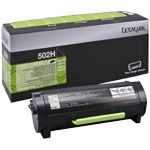Consommable compatible Lexmark 50F2H00.