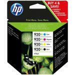 Consommable compatible HP 920XL / C2N92AE.