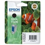 Consommable compatible Epson T026.