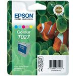 Consommable compatible Epson T027.
