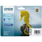 Consommable compatible Epson T0487.