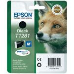 Consommable compatible Epson T1281 Renard.