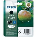Consommable compatible Epson T1291 Pomme.