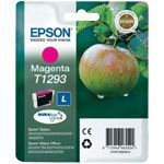 Consommable compatible Epson T1293 Pomme.
