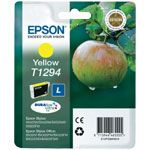 Consommable compatible Epson T1294 Pomme.