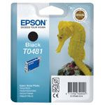 Consommable compatible Epson T0481.
