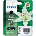 Consommable compatible Epson T0591.