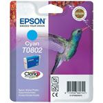 Consommable compatible Epson T0802.