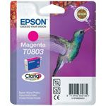 Consommable compatible Epson T0803.
