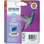 Consommable compatible Epson T0805.