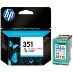Consommable compatible HP 351.