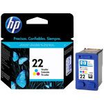 Consommable compatible HP 22 / C9352AE.