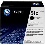 Consommable compatible HP Q7551X.