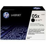 Consommable compatible HP CE505X.
