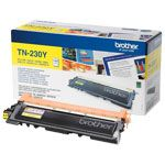 Consommable compatible Brother TN-230Y.