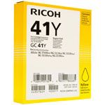 Consommable compatible Ricoh GC-41Y / 405764.