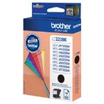 Consommable compatible Brother LC223BK.
