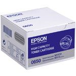 Consommable compatible Epson C13S050650 / C13S050651.